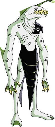 Ripjaws | Ben 10 Wiki | FANDOM powered by Wikia Ben 10 Xlr8 Coloring Pages