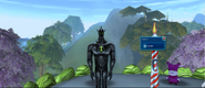 Fusionfall - Alien X