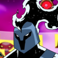 Galactic gladiator character