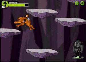 Wildmutt jumping TTR