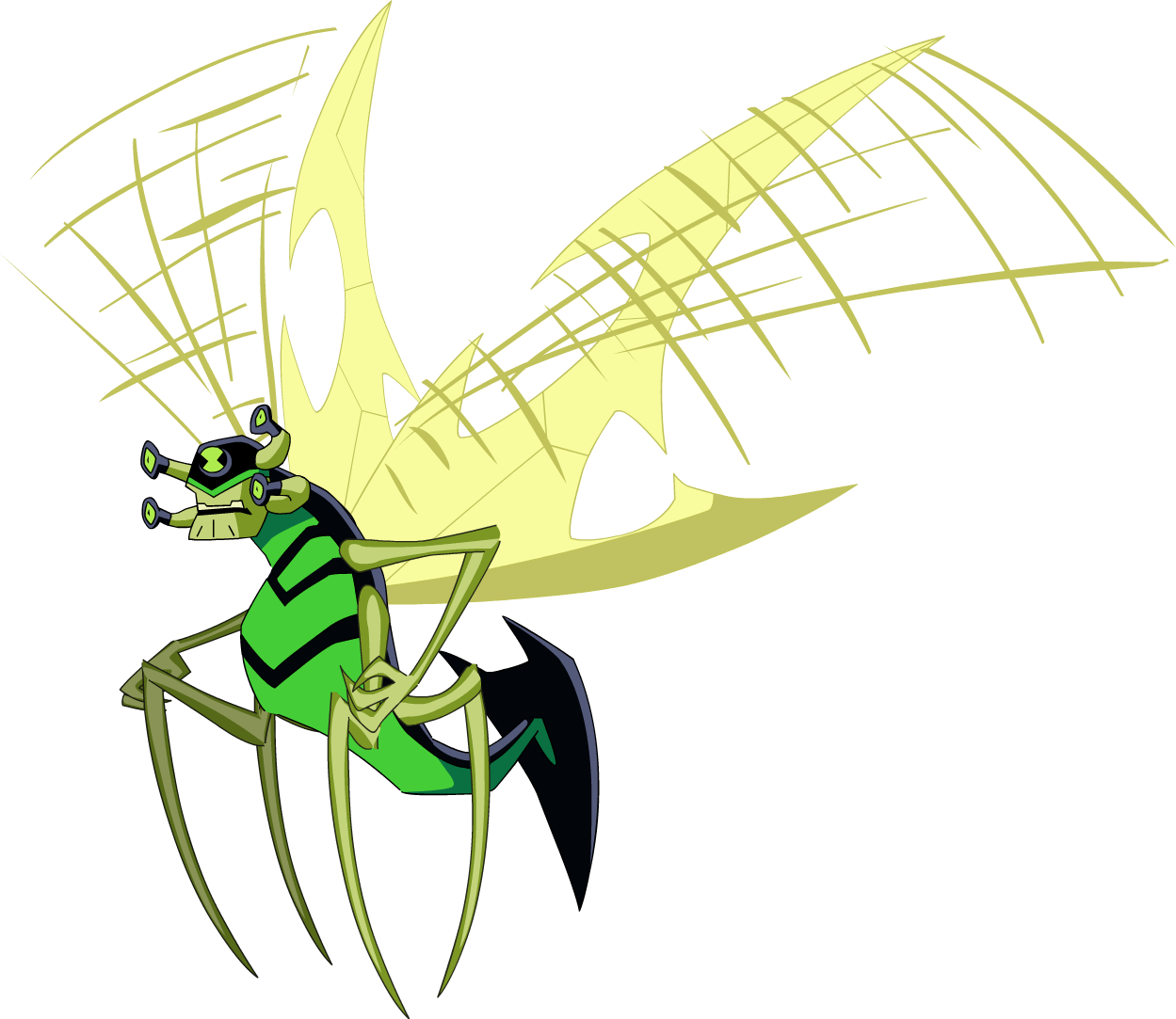 stinkfly original ben 10 wiki fandom powered by wikia