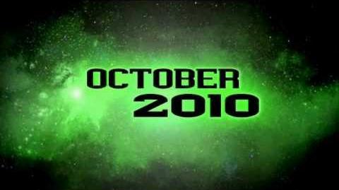 Ben 10 Ultimate Alien Cosmic Destruction The Video Game OFFICIAL TRAILER