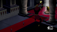 Soldado Diagon apunto de atacar