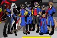 Swat Kats Elite Radical Squadron