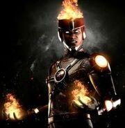 Firestorm Injustice 2