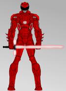 Tyranno Red
