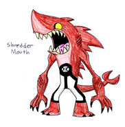 ShredderMouth by JakRabbit96