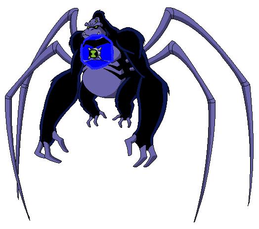 File:Ultimate Spidermonkey - MEGA Spidermonkey.png
