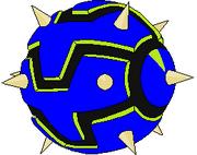 MEGA Cannonbolt