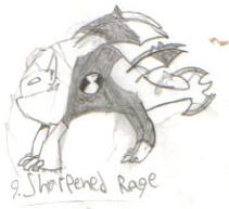 Sharpend Rage