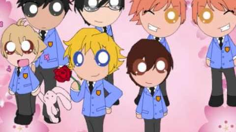 Ouran High School Parody OP