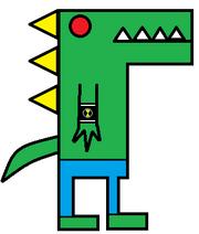 Dan-Rex! Omnitrix