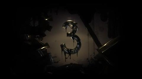 """Bendy and the Ink Machine """"Chapter Three"""" - Announcement Trailer-1"""