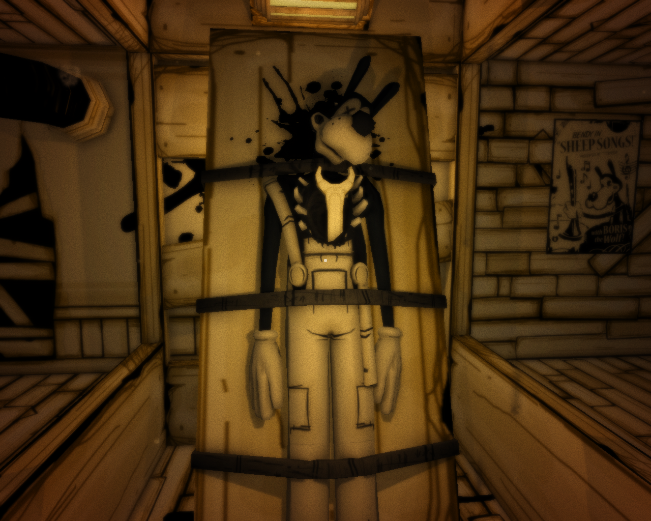 bendy and the ink machine wiki sammy machine photos and wallpapers