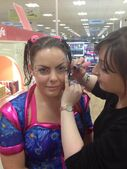 Space Party Make Up Event Photo 7