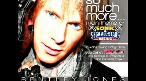 U Won't 4get ME ~theme of Bentley Jones~ Bentley Jones
