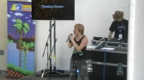 Swing Baby! (Live HQ) Summer of Sonic 2009 - Bentley Jones