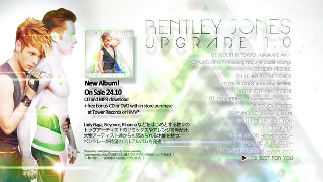 File:15 UPGRADE 1.0 Album Sampler - Just for You.png