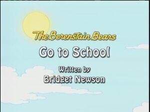 Go To School