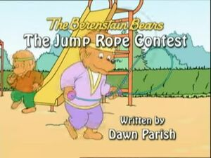 Jump Rope Contest