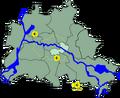 Lage Bezirk Friedrichshain Kreuzberg in Berlin.png