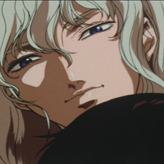 Griffith's cunning smile.