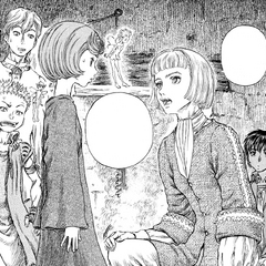 Farnese requests that Schierke teach her how to use magic.