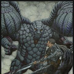 Guts ready to fight against <a href=