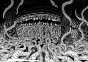 Sea God Mouth