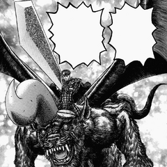 Zodd allys with Guts so they can inflict damage on Ganshika's construct.