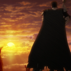 Guts reflects on depending on others for the first time since the Eclipse.