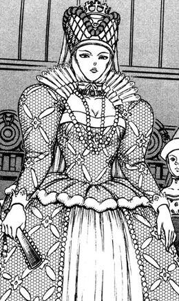 Queen of Midland Manga