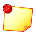 File:Sticky yellow pin red.png
