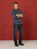 Lucas Friar Season 2 Promotional Picture