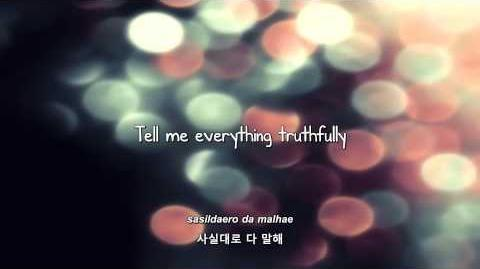 B1A4- Fooool lyrics Eng. Rom. Han