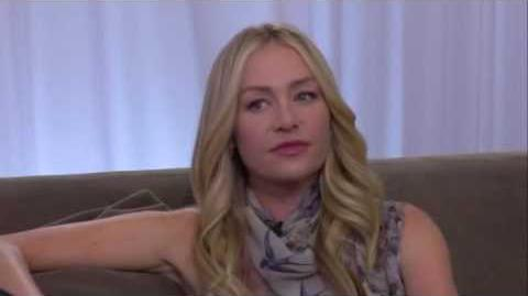 Interview with Portia De Rossi about Better Off Ted
