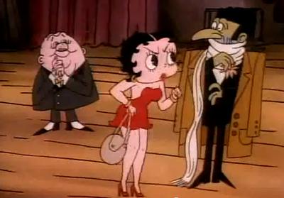 Betty boop romancey