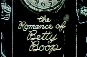 Romance of Betty Boop