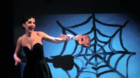 Betty boop, l'étrange Cabaret Teaser