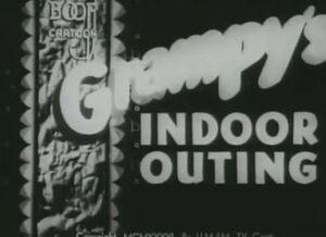 Grampys indoor outing