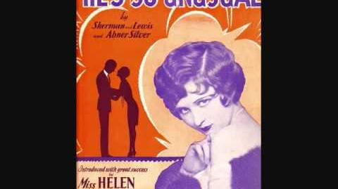 Helen Kane - He's So Unusual (1929)