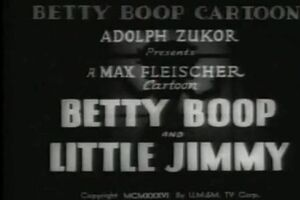 Betty and little jimmy