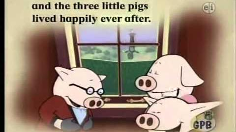 Episode 71: Pigs, Pigs, Pigs! / The Three Little Pigs