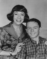 Grindl Imogene Coca Billy Booth 1964