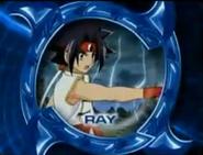 Ray in G-Rev Opening G-REVOLUTION