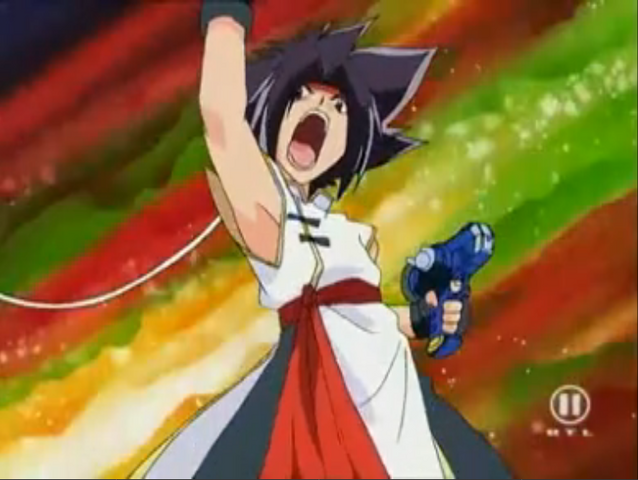 File:Ray holding his Launcher V-FORCE.PNG