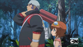 Benkei Helping Madoka