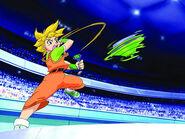Max throwing Draciel 2000