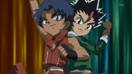 Beyblade 4D Masamune and King