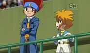 Gingka and Yu